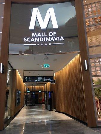 lojalitetskort mall of scandinavia