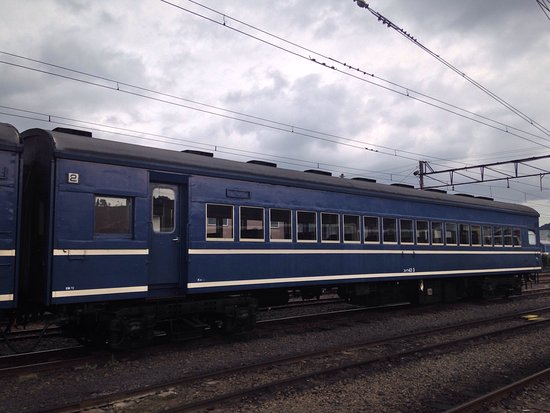 Shizuoka Prefecture, Japan: 旧型客車