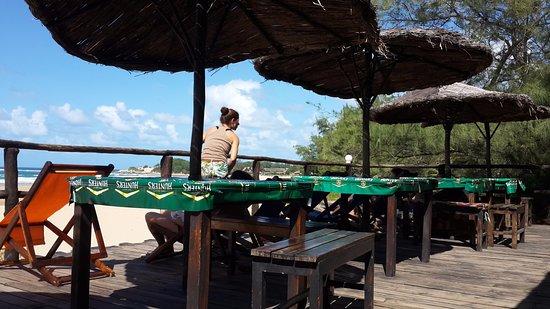 Inhambane, Mosambik: Deck