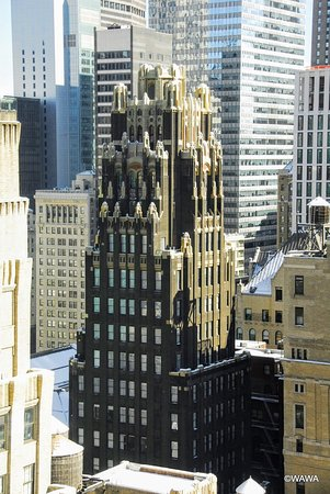 Bryant Park Hotel American Standard Building