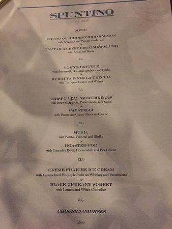Photo of Italian Restaurant Spuntino at Vesterbrogade 68, Copenhagen, Denmark