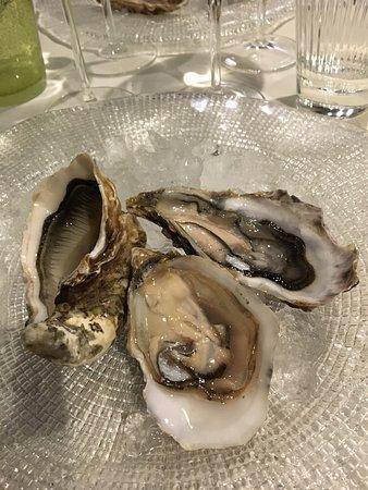 Fiorenzuola d'Arda, Italia: Serata dedicata all ostrica ( e altro pesce crudo) .. TOP dei TOP!!! Quando è così , non si può