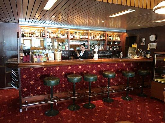 Sainte-Croix, Schweiz: Notre Bar