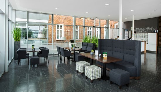 Hotel am Schlosspark: Lobby - Eingangsbereich