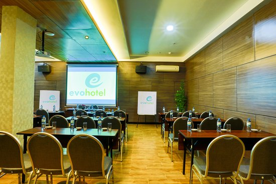 Interior - Picture of Evo Hotel Pekanbaru, Pekanbaru - Tripadvisor