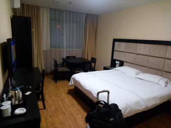 Keyi Hotel Jinjiang Shidai Squar