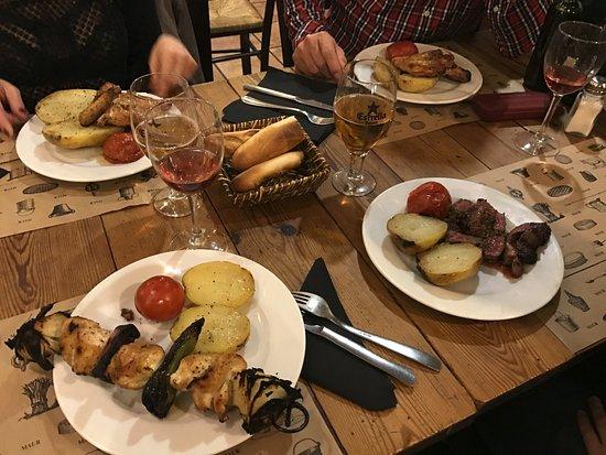 Maur Urgell: Segundos - menú entre semana