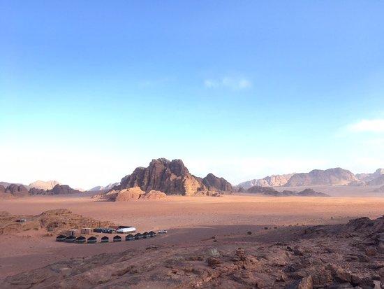Wadi Rum Travel Camp Photo