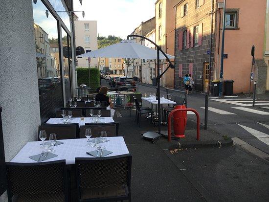 restaurant l 39 ardoise dans clermont ferrand avec cuisine autres cuisines. Black Bedroom Furniture Sets. Home Design Ideas