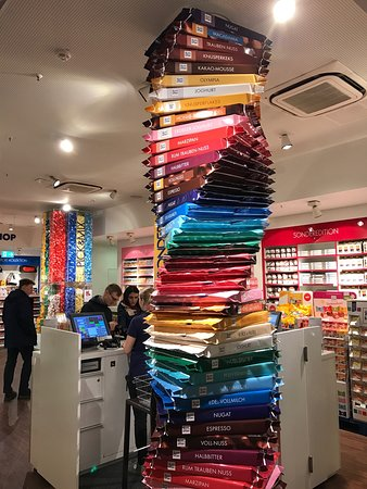 Photo of Tourist Attraction Ritter Sport Bunte Schokowelt at Franzoesische Str. 24, Berlin 10117, Germany