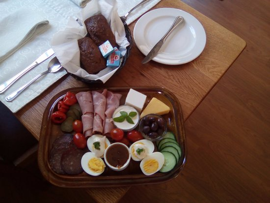 Calitzdorp, South Africa: Poolside Platter