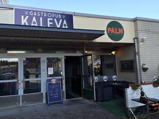 Gastropub Tampere