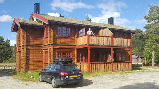 Tynset, Norway: In deze skihutten bevinden zich ruime comfortabele appartementen.