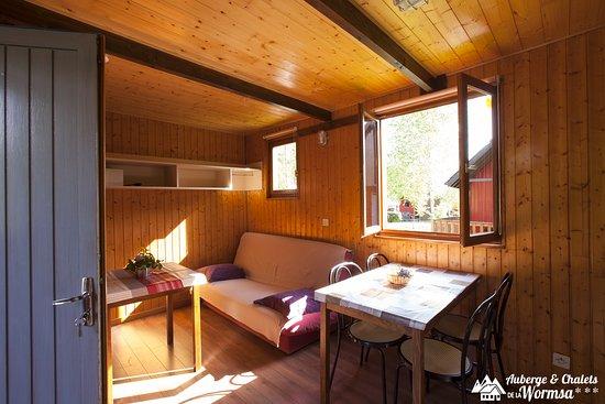 Metzeral, Prancis: Séjour du chalet Moyen 4 personnes - 2 chambres