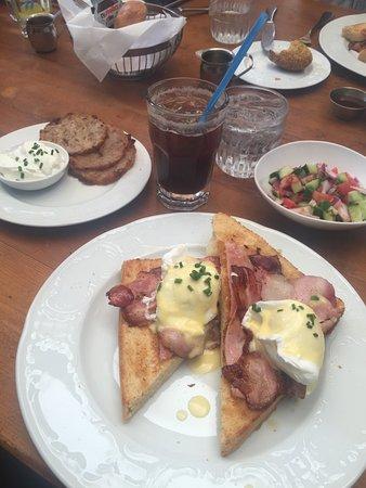 Photo of American Restaurant Benedict at 29 Shderot Rothschild, Tel Aviv 6688208, Israel