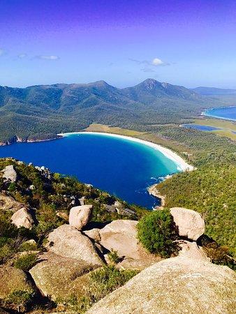 Coles Bay, ออสเตรเลีย: Mt Amos Climb