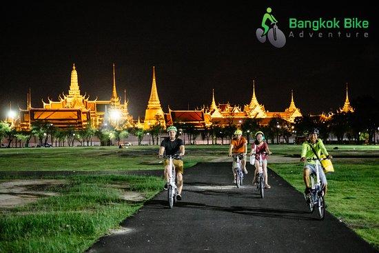 Bangkok Bike Adventure