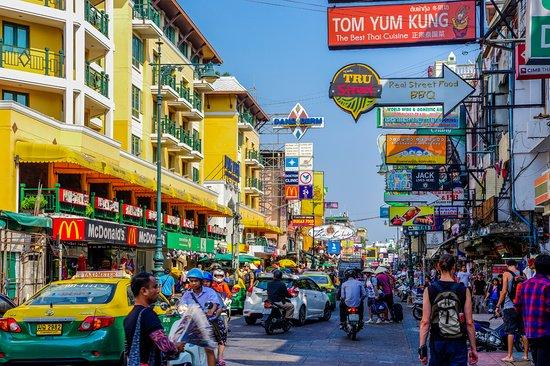 khao san road in bangkok - Picture of Khao San Road ...