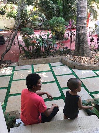 Anjuna, India: Selwyn's Guest House