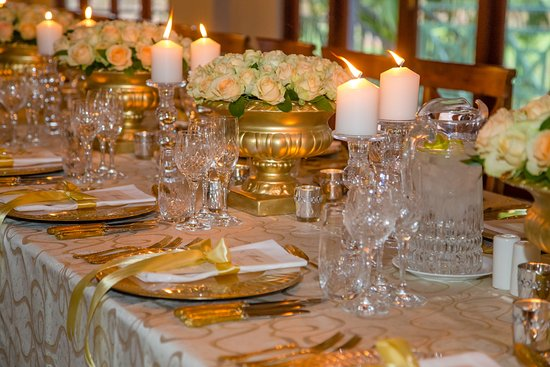 The Fairview Collection, Tzaneen: Wedding setup at Fairview