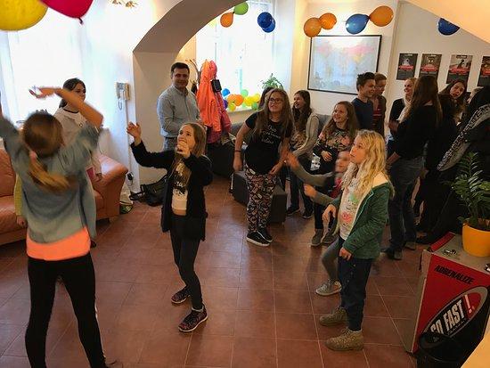 ... oslava je super nápad / Escape room as birthday party is a great idea