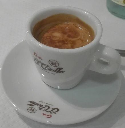 Calaceite, Spain: Café