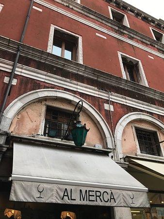 Photo of Italian Restaurant Al Merca at Campo Bella Vienna, 213, Venice 30125, Italy