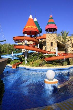 Pegasos Club: Captain Nemo's Castle (aquapark)