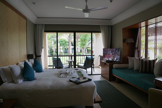 Layana Resort and Spa: Garden Pavillon Zimmer 1010