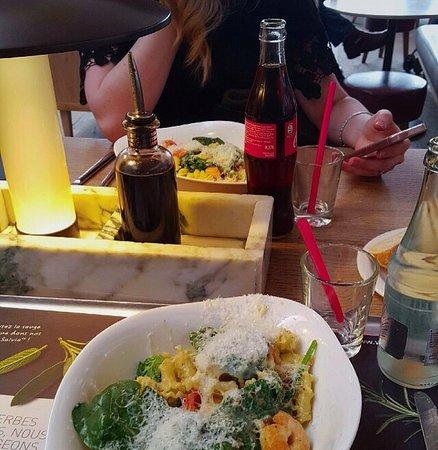 restaurant vapiano strasbourg dans strasbourg avec cuisine italienne. Black Bedroom Furniture Sets. Home Design Ideas