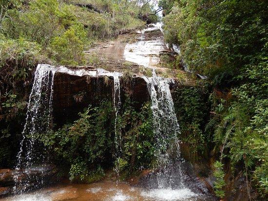 Cachoeira Tres Pingos