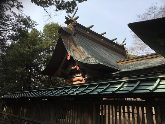 Suwa Daijin Shrine