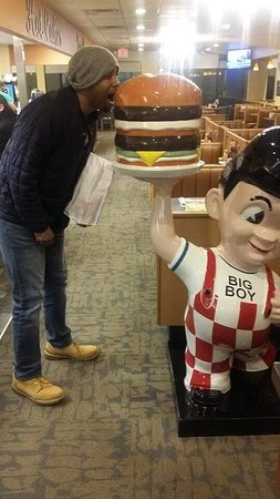Photo of Diner Big Boy at 12920 Brookpark Rd, Cleveland, OH 44130, United States
