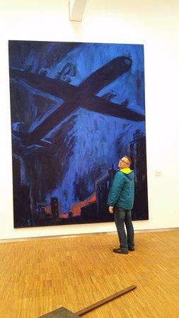 """Germanisches Nationalmuseum : Хельмут Миддендорф: """"Самолетный сон"""""""