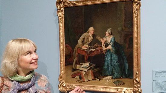 """Germanisches Nationalmuseum : Клаус Мельхиор. """"Между наукой и браком"""". Жена чувствует себя обделённой!"""