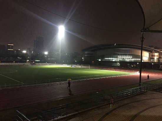 New Taipei City Xinzhaung Civil Sports Center