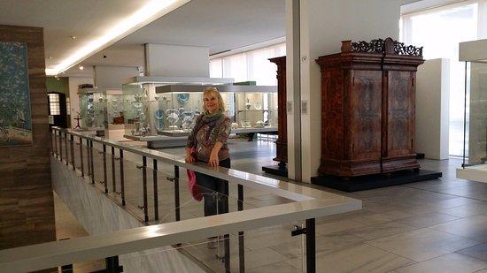 Germanisches Nationalmuseum : Огромные залы