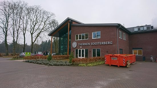 Soesterberg, Países Bajos: Front of the building