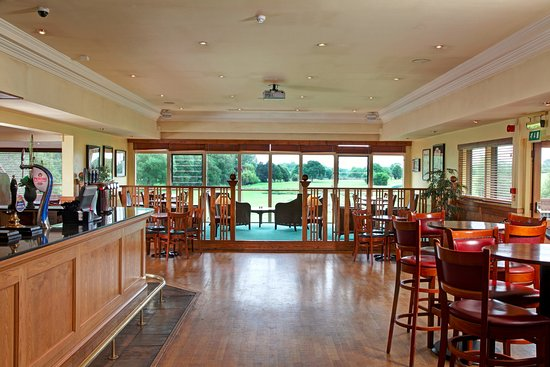 Barnham Broom, UK: The Sports Bar