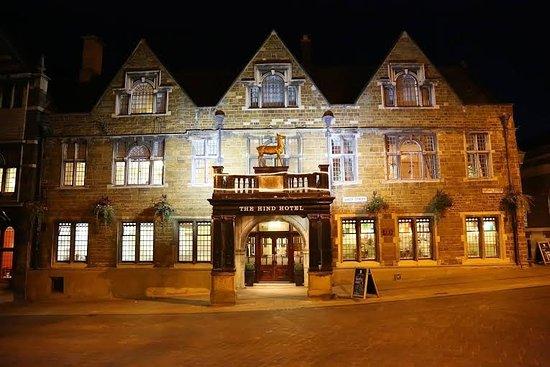 Wellingborough, UK: Hotel frontage
