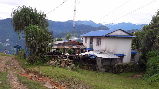Gandaki Zone, Nepal: The Heaven Hill homestay