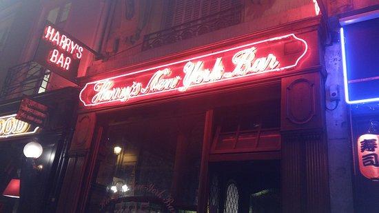 Photo of Historic Site Harry's New York Bar at 5 Rue Daunou, Paris 75002, France