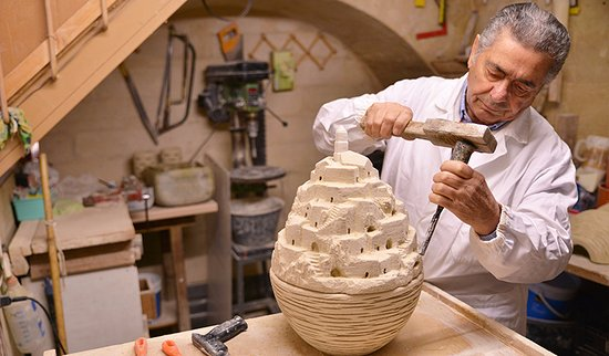 Sassi in Miniatura: La bottega dell'artigiano