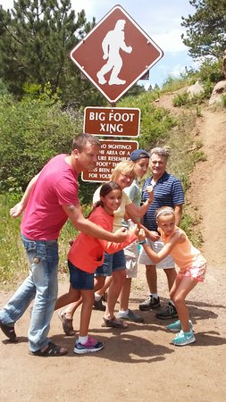Monument, CO: Family Fun on our Trips!