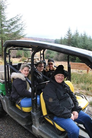 Duror, UK: Our buggy tour