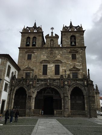 ‪Cathedral of Santa Maria de Braga‬