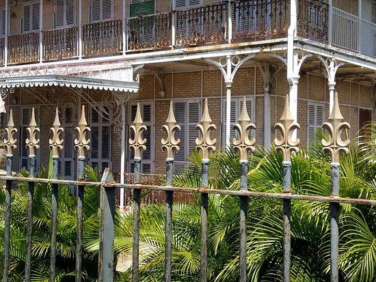 Le Moule, Guadeloupe: le domaine
