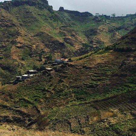 Santiago, Cape Verde: Serra Malagueta