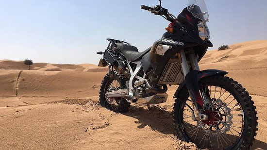 Oryx Adventures Motorcycle Tours