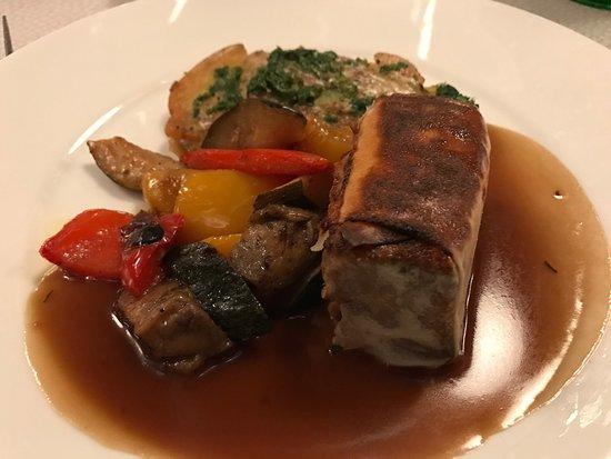 Hotel Enzian: Tolles Essen